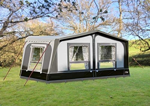 2020 Camptech Savanna DL Seasonal Caravan Awning (Size 9 (850-875cm))