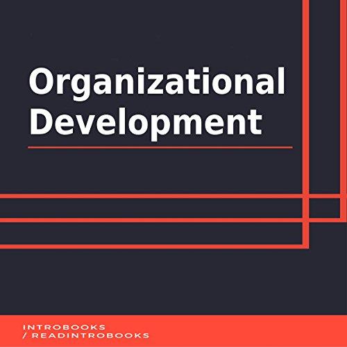 Organizational Development cover art