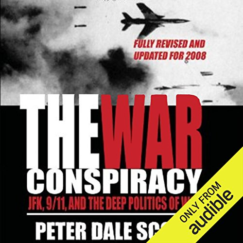The War Conspiracy audiobook cover art