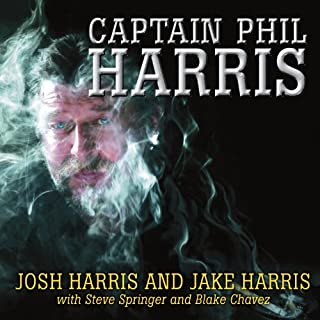 Captain Phil Harris audiobook cover art