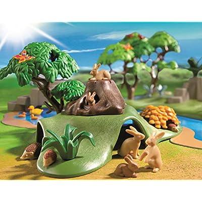 Playmobil Playmonil 4095 Animal Paradise Nylon//A