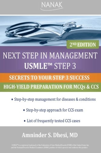 Next Step In Management USMLE Step 3: 2nd Edition