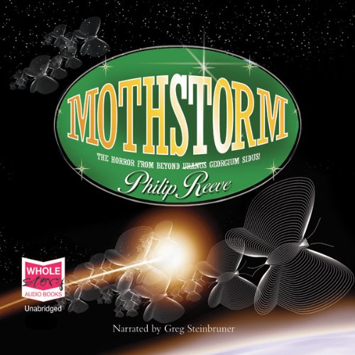 Mothstorm audiobook cover art