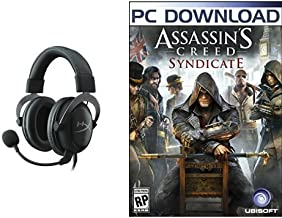 Assassin's Creed Syndicate - PC [Download Code] and Headset Bundle