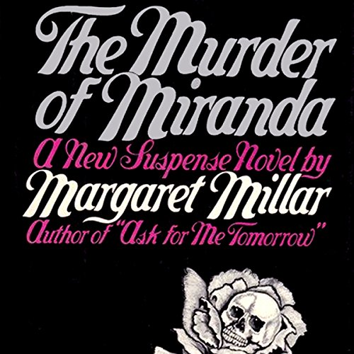 The Murder of Miranda audiobook cover art