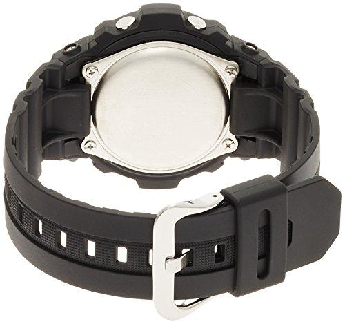 『[カシオ] 腕時計 ジーショック FIRE PACKAGE '16 世界6局対応電波ソーラー AWG-M100SF-2AJR ブラック』の1枚目の画像