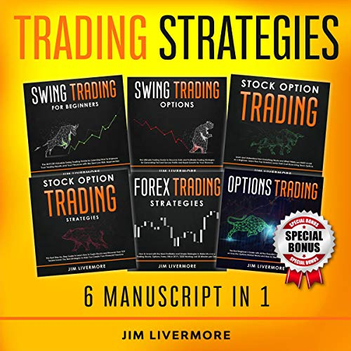 Day Trading Strategies: 6 Books in 1 audiobook cover art