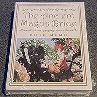 魔法使いの嫁 ブック型メモ メモ帳