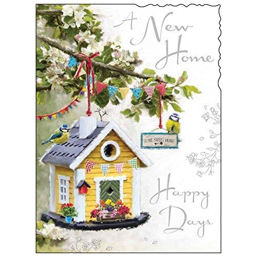 Bird House A New Home C