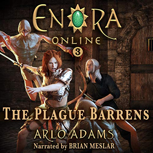 The Plague Barrens  By  cover art
