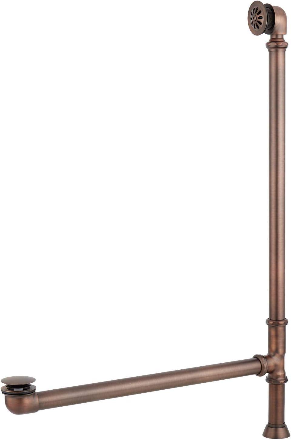 Signature Max Sales 45% OFF Hardware 946608-2375 Pop-Up Tub Swivel Drain Head with