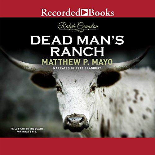 Dead Man's Ranch audiobook cover art