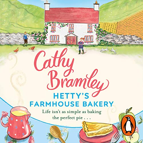 Hetty's Farmhouse Bakery cover art
