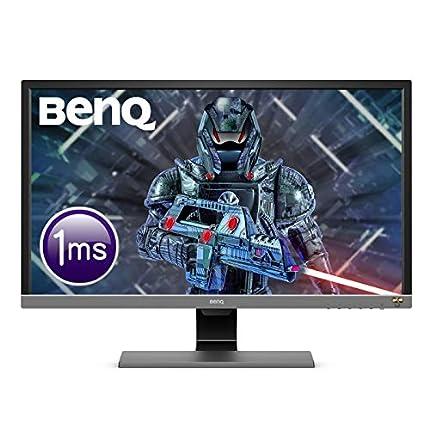 "BenQ EL2870U - Monitor Gaming de 28"" 4K UHD (3840x2160, 1ms, 60Hz, 2x HDMI, Modo HDR, Fre-Sync, DisplayPort, Altavoces, Eye-Care, Sensor Brillo Inteligente Plus, Flicker-free) - Gris"