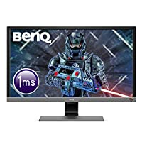 "BenQ EL2870U - Monitor Gaming de 28"" 4K UHD (3840x2160, 1ms, 60Hz, 2x HDMI, Modo HDR, Fre-Sync, DisplayPort, Altavoces, Eye-Care, Sensor Brillo Inteligente Plus, Flicker-free) - Gris"