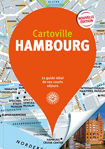 Cartoville Hambourg: Guide - Visities, Shopping, Restaurants & Sorties (Cartoville - Étranger)