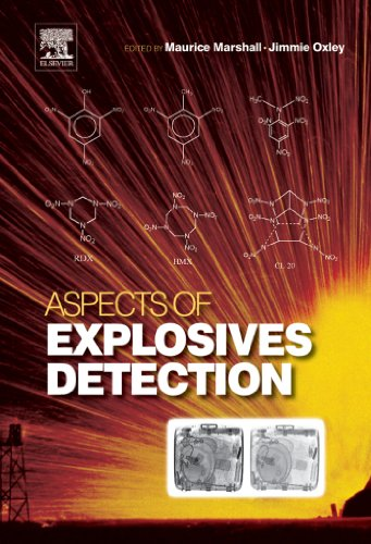 Aspects of Explosives Detection (English Edition)