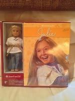 Julie ボックスセット ボードゲーム付き (American Girlコレクション) ペーパーバックブック6冊 + ミニドール1冊