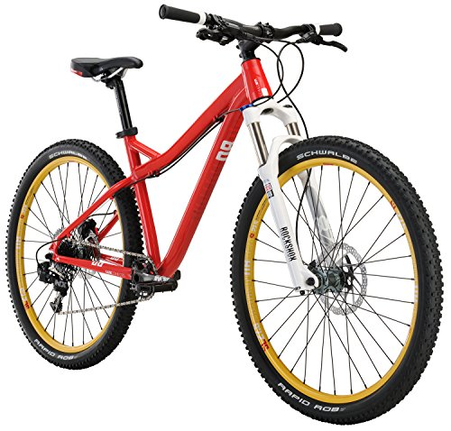 3. Diamondback Bicycles LUX Comp Women's Hardtail Mountain Bike