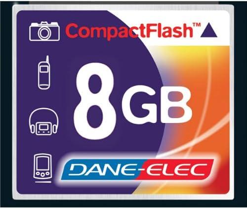 Dane-Elec 8GB CompactFlash CF Memory Card
