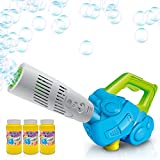 ArtCreativity Bubble Leaf Blower, Bubble Solution Included, Fun Bubbles Blowing Toys for Boys and Girls, Cool Birthday Gift for Kids