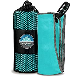 fb3a6f42e This is another great travel gift idea, particularly for outdoor  enthusiasts. These microfiber towels are super absorbent, lightweight, and  dry fast.