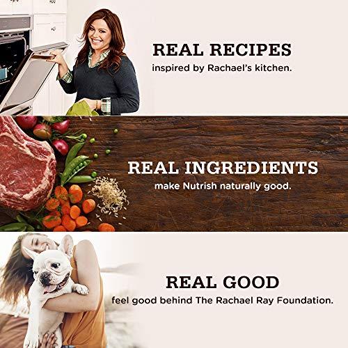 Nutrish real ingredients in dog food