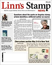 Linn's Stamp News - Magazine Subscription from MagazineLine (Save 54%)