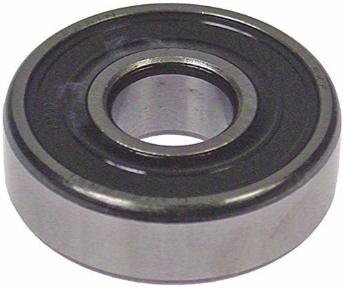 Angelo po rainure DIN 6302–2RS Roulement à Billes avec étanchéité en céramique diamètre extérieur 42 mm Ø 15 mm Largeur 13 mm