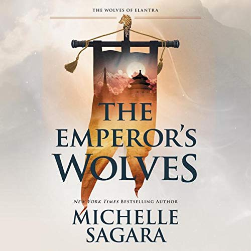 The Emperor's Wolves audiobook cover art