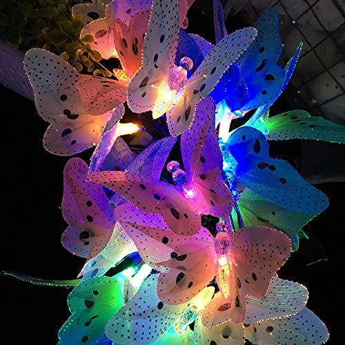 nulala geleide feeënachtige zonnelampen geïmpregneerd striplicht buitenshuis voor tuin, balkon, kerst, bruiloftsfeest 5M/20LEDs