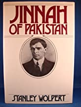 jinnah of pakistan by stanley wolpert