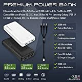 Zoom IMG-1 amanneh power bank 20000mah caricabatterie