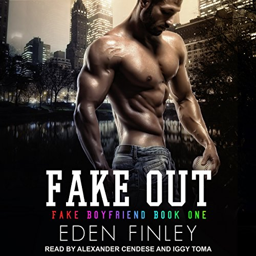 Fake Out audiobook cover art