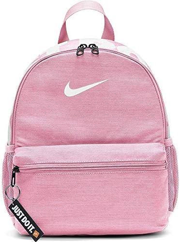 Nike BRSLA JDI Mini Backpack Pink Pink White One Size product image