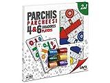 Cayro - Parchís para 4 y 6 Jugadores - Juego de Tradicional - Desarrollo de Habilidades...