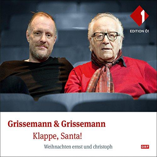 Klappe, Santa! Weihnachten ernst und christoph Titelbild