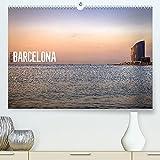 Metropole Barcelona (Premium, hochwertiger DIN A2 Wandkalender 2022, Kunstdruck in Hochglanz): Barcelona - Metropole am Mittelmeer (Monatskalender, 14 Seiten )