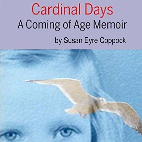 Cardinal Days audiobook cover art