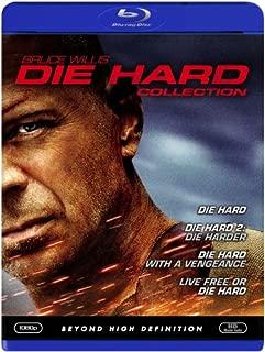 Die Hard Collection: (Die Hard / Die Hard 2: Die Harder / Die Hard with a Vengeance / Live Free or Die Hard)