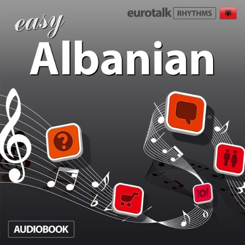 Rhythms Easy Albanian cover art