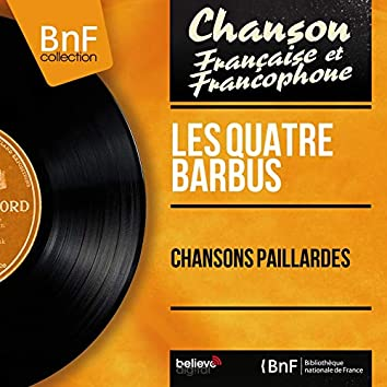 Chansons paillardes (feat. André Grassi et son orchestre) [Mono Version]