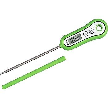 タニタ 温度計 料理 グリーン TT-533 GR スティック温度計
