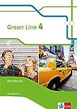 Green Line 4: Workbook mit Audio-CD Klasse 8 (Green Line. Bundesausgabe ab 2014)