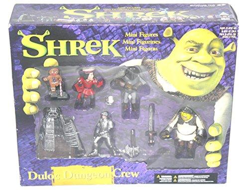 McFarlane Shrek Duloc Dungeon Crew - B