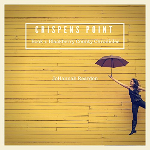 Crispens Point audiobook cover art