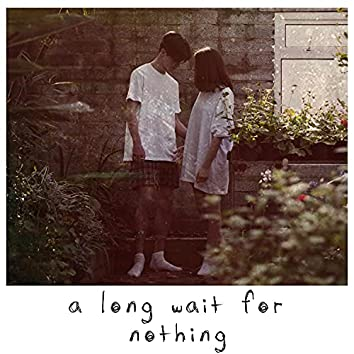 a long wait for nothing