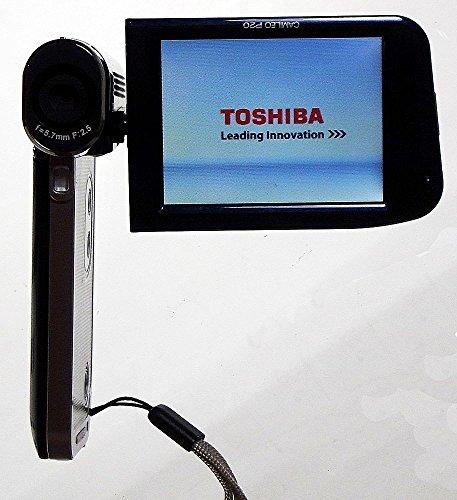 Toshiba Camileo FullHD 1080p SDXC Camcorder P20 PX1687E-1CAM ID13020
