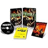 プレデター2 <日本語吹替完全版>コレクターズ・ブルーレイBOX(初回生産限定) [Blu-ray]