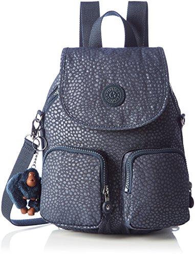 Kipling Firefly Up, Damen Rucksack, Multicolour (Dot Dot Dot Emb), 22x31x14 cm (W x H x L)